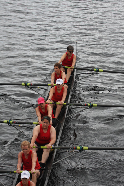 Cromwell Cup 2009,  Womens Masters C Eight