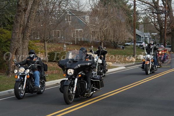 Nassau County Fire Riders 31st Annual Toy Run 12/11/2016