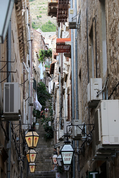Old Town street - Dubrovnik