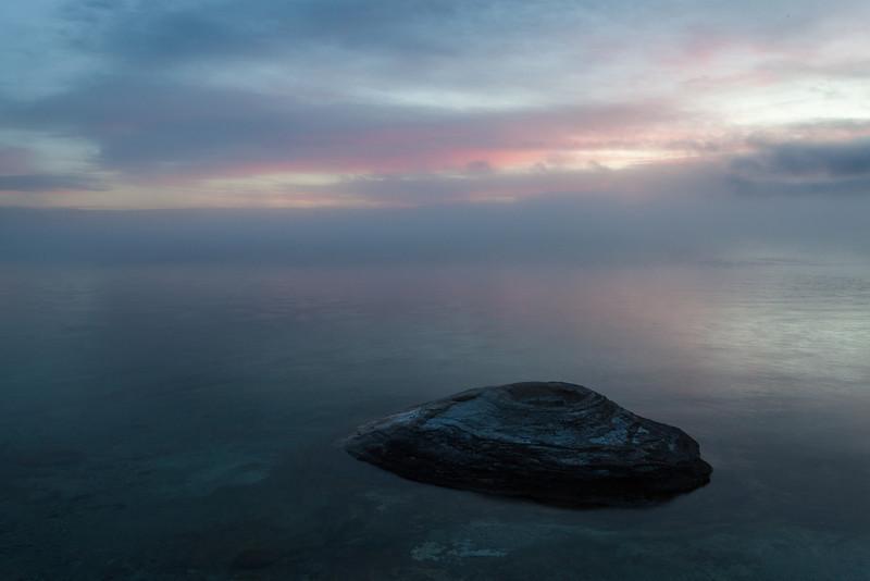 Fishing Cone Sunrise