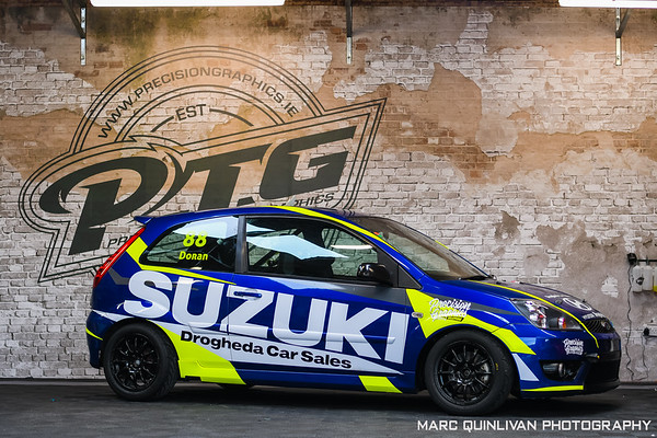 PTG Kevin Doran Fiesta ST 2020