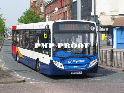 BIRKENHEAD BUSES APRIL 2019