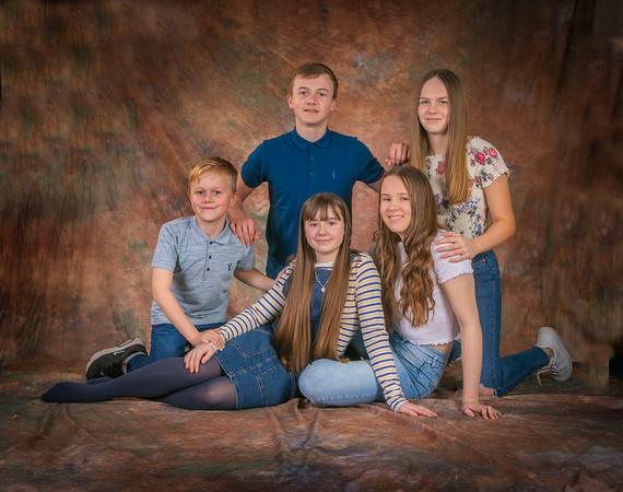 Williams Family 29-02-20