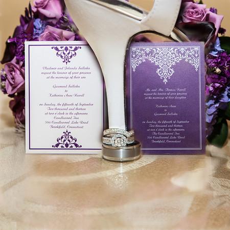 Katherine & Gazmend's Bridal Album