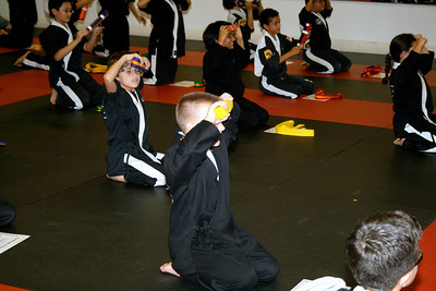 Yellow Belt Promotion