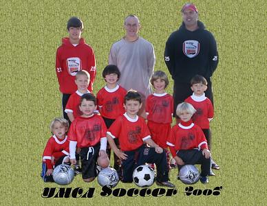 U6 YMCA rec Boys 10-13-2007 Team Mather