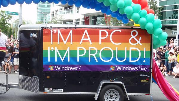 Seattle Pride 2010
