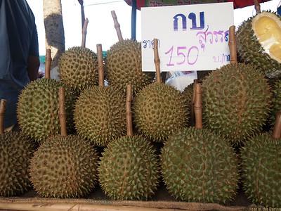 Thailand Durians