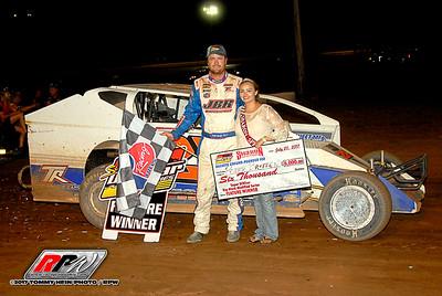 Sharon Speedway - Super DIRTcar Series - 7/20/17 - Tommy Hein