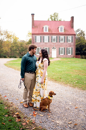 Emily and Tim - Engagement Session