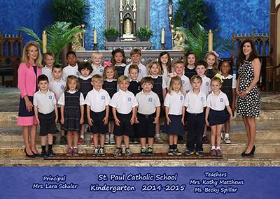 St. Paul Class 2015