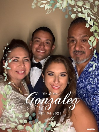 Mr & Mrs. Gonzalez