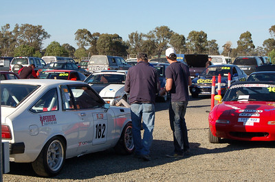 Winton 6 Hour October 2008