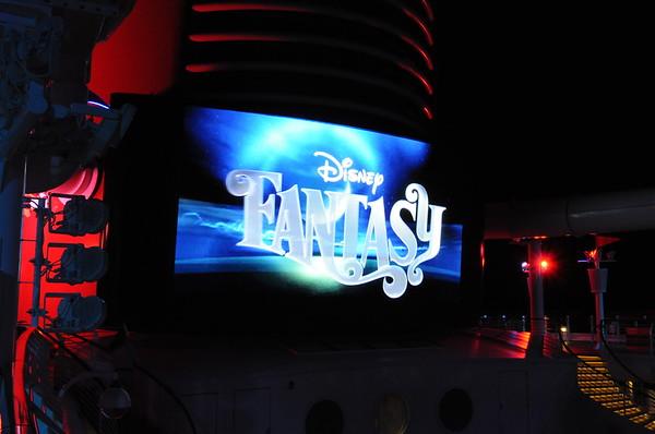 Disney Fantasy May 4 - 11, 2013