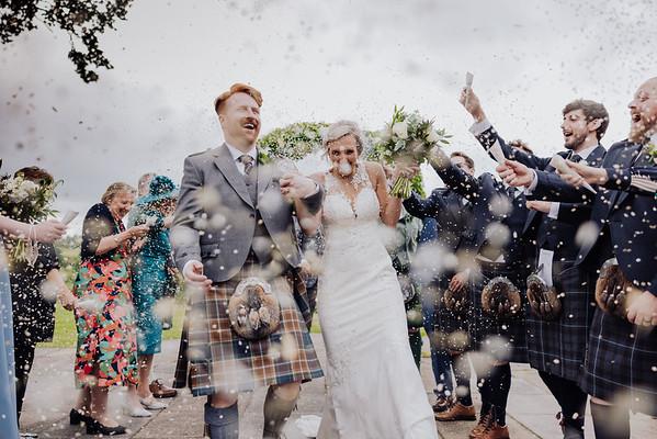 Steph & Jamie Wedding