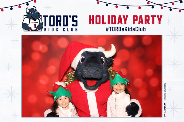 Toro's Kids Club Holiday Party 2018 - Printss
