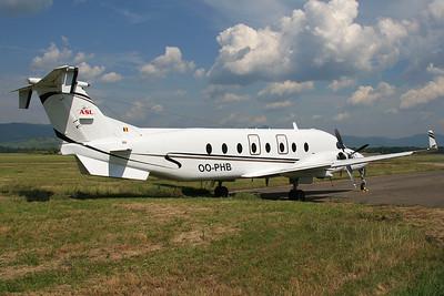 Belgian Corporate Aircraft