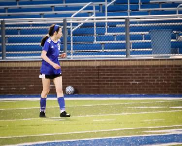2019 JV Girls Soccer vs Douglas County - Isaac Tate