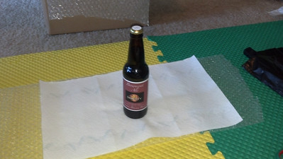Packing Homebrew for shipping 2012-05-21