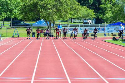 M 100m Final