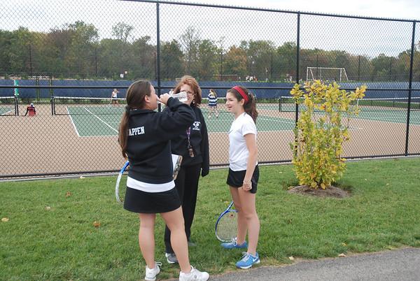 Girls' Tennis: GA vs Agnes Irwin