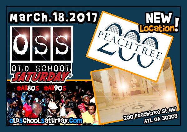 Mar-18-2017 OSS @ 200 Peachtree ::: ATL, GA, USA