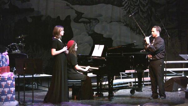 VIDEO Winter Concert Lauren and Kate duet