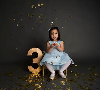 Erica 3 year