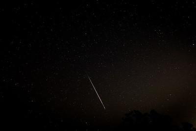 Perseid Meteors 2015