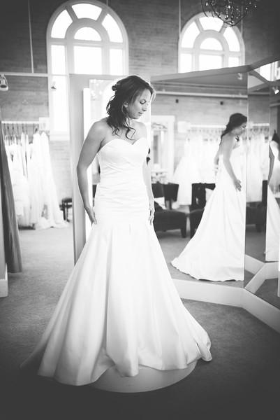 Kate Dress Shopping