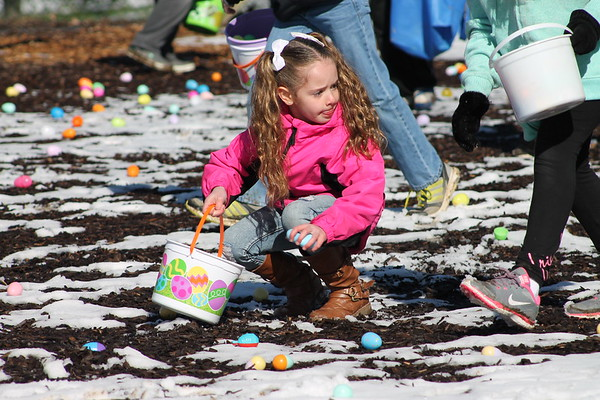 '17 Middlefield Easter Egg Hunt
