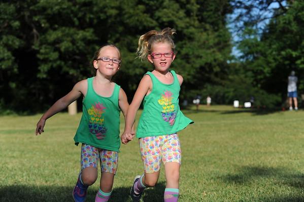 2015 Stony Creek Distance Run - August 6, 2015