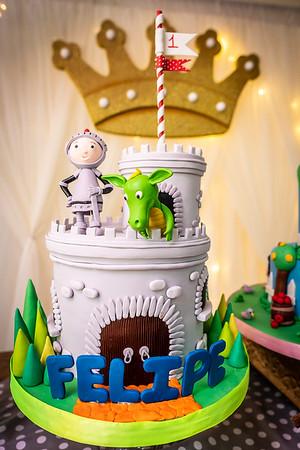 Ariela & Felipe Birthday Party