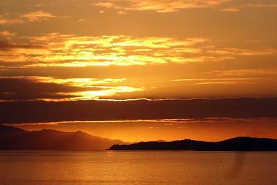 15-06  Auckland sunrise