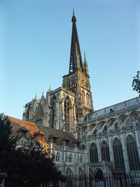 Rouen, 2005