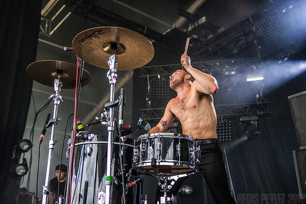 2018 - Download Festival France - Bands