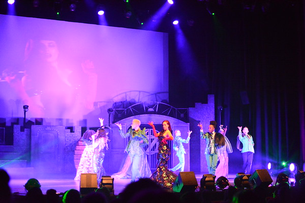 Todrick Concert Shots