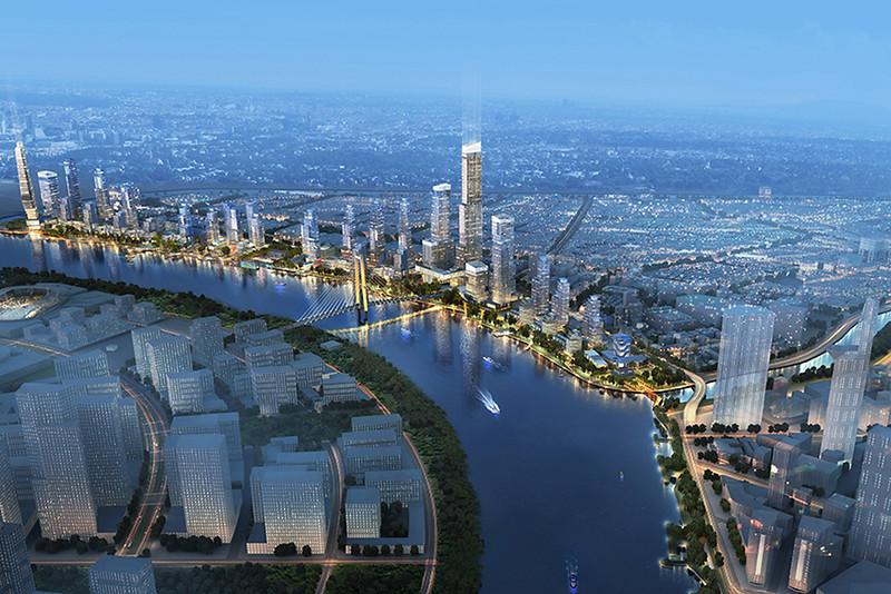 District 4 Riverfront Redevelopment