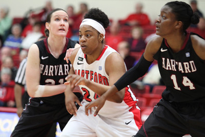 2013 WNIT First Round (v. Harvard) March 21, 2013