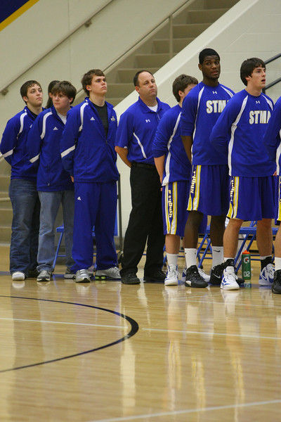 STMA vs Big Lake  2-9-12