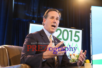 Rick Santorum Iowa Ag Summit 2015