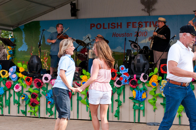 2010 Houston Polish Festival - Saturday 2