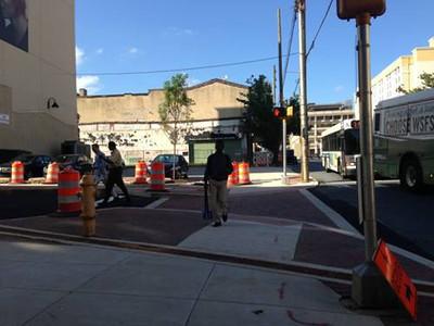 6th Street Pedestrian Improvements </br> Wilmington, DE