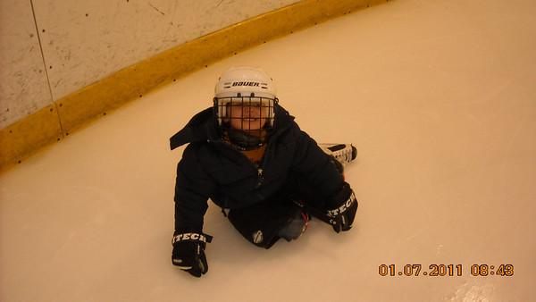 Jack Skating Winter 2011
