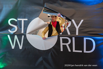 Forum Groningen Storyworld opening