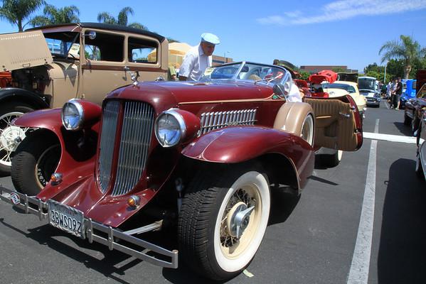 A Car Show In Orange 2010