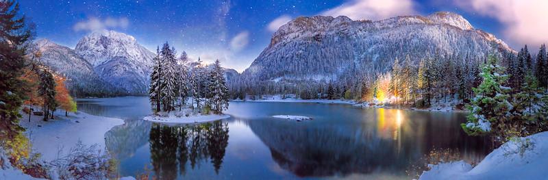 Alpi Friulane - Inverno
