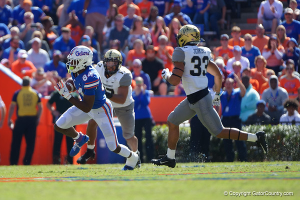 Quick Gallery - Florida Gators vs Vanderbilt Commodores  11-09-2019