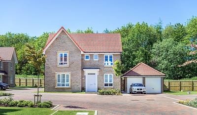 Barratt Homes - Newgraighall Village
