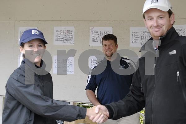 Women's Golf Stonebridge Invitational 4-14-09 cc
